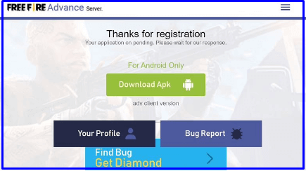 How to get the Activation Code to Download Free Fire OB28 Advance Server?